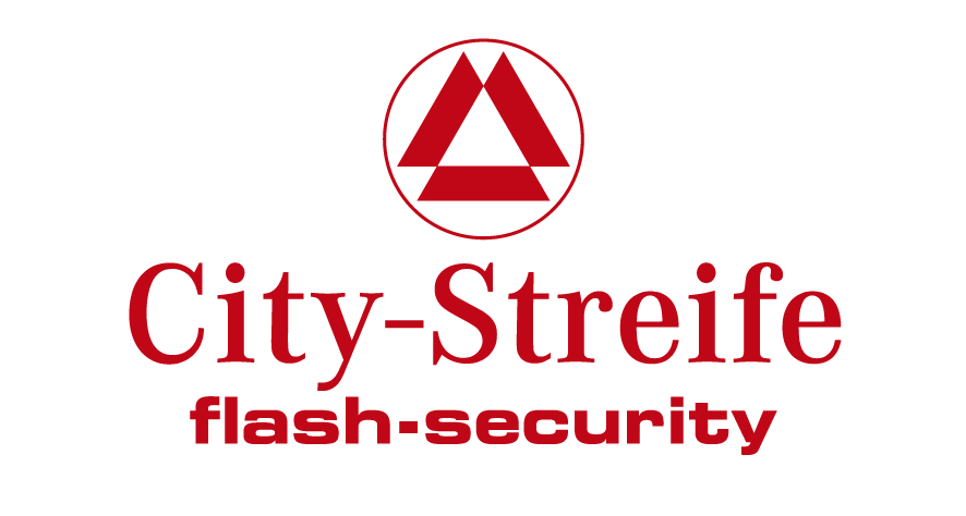 City-Streife von flash-security